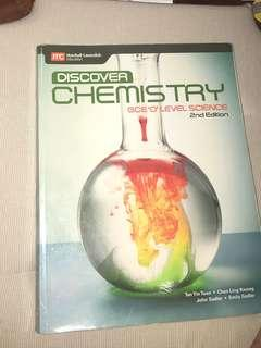 Discover Chemistry OLEVEL