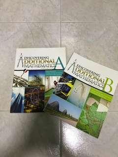 Discovering Additional Mathematics A&B
