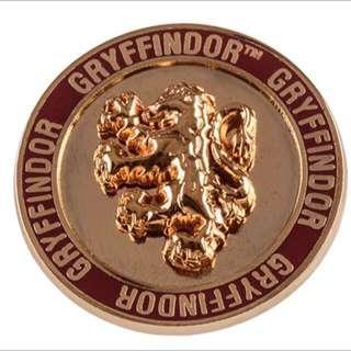 Harry Potter Hogwarts Gryffindor House Icon Pin (Universal Studios)