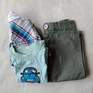 Set of Clothes for Toddler
