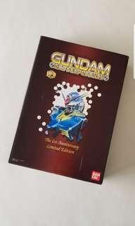 Gundam mini figure selection the 1st anniversity limited edition 高達迷你手辦首度發行紀念套裝 (包郵)