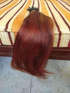 888 hair extension tebal