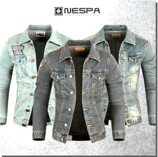 Jean Jacket Nespa Quality Collection
