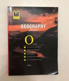 Elective Geography Comprehensive Guide