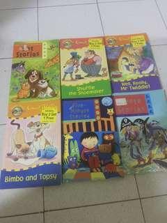 Children Story Books Set
