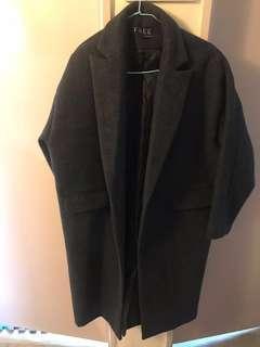 🚚 韓製 毛呢大外套
