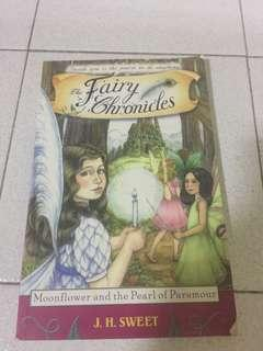 The fairy chronicles moonflower and the pearl of paramour