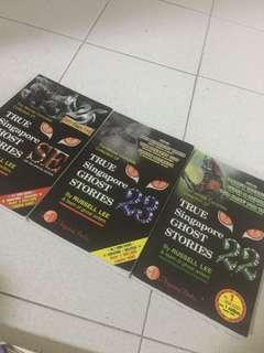 True Singapore ghost stories(1 for $6,3 for $15)