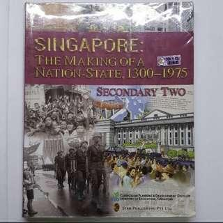 Singapore: The making of a Nation-State