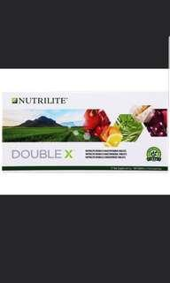Nutrilite Double X Container box