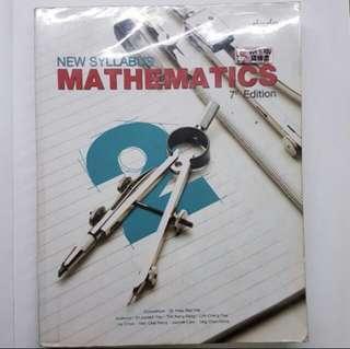 New Syllabus Mathematics Textbook 2 7th Edition