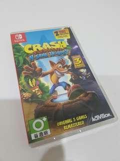 [Switch] Crash Bandicoot