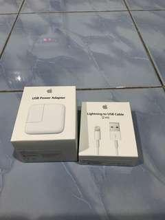 Kotak Charger Apple