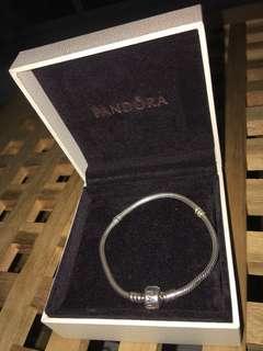 Pre-loved: 18cm Pandora Bracelet