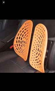 Office chair / car back support backrest