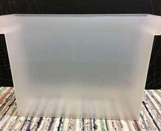Muji Paper Rack