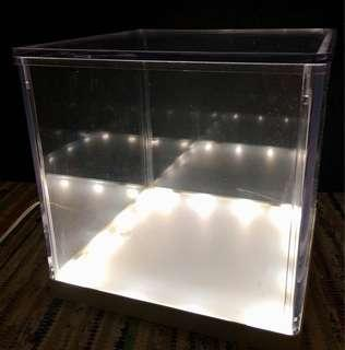 Ikea Light Box Display