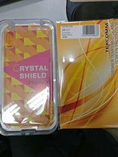 iPhone XR 保護套連玻璃貼