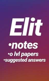 Lit notes/papers