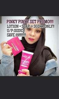 Pinky Pinky Set