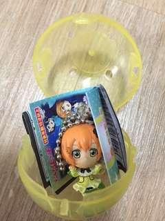 Love Live School Idol Project Rin Hoshizora Kira Kira Sensation Keychain