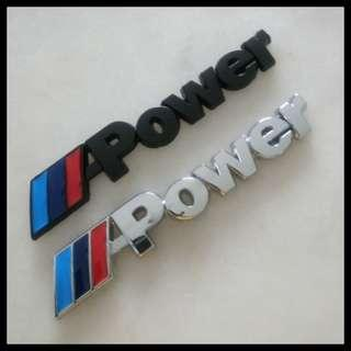 m-power for BMW