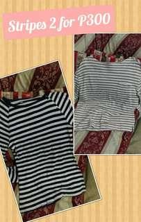 Gap & Giordano Stripes 2 for P300