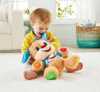 ~Ready Stocked~ Fisher-Price Laugh & Learn Smart Stages Puppy