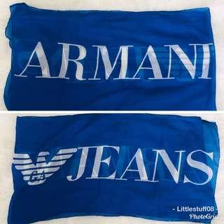 Auth Armani Jeans Scarf