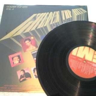 EMI Golden top hits vol.4 舊黑膠 vinyl