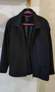 Dr. CARDIN Black Jacket
