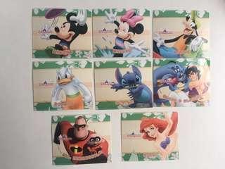 迪士尼貼紙🏰Disneyland 夏日活動