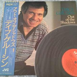 Dave Grusin Out of the Shadows vinyl 黑膠碟
