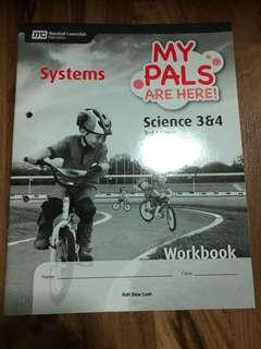 My Pals Science Systems 3&4 3rd Edition