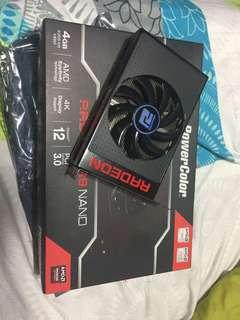 Powercolor AMD R9 Nano 4GB Graphics Card