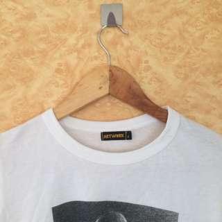 Artwork White Shirt