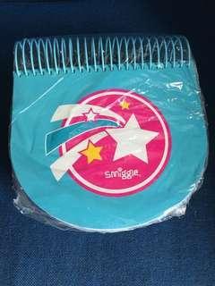 Smiggles Notebook