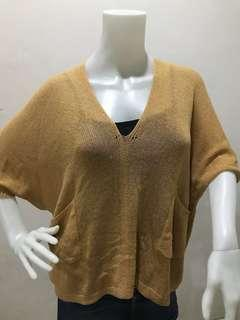 Knitted Camel top