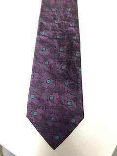 Gianni Versace Tie 領呔 made in ITALY