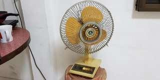 44years old vintage sanyo fan for cheap sale