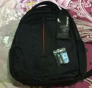 TigerNu T-B3105 15.6 Anti-theft backpack with free lock
