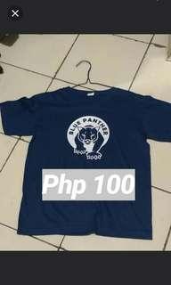 Blue Panther shirt