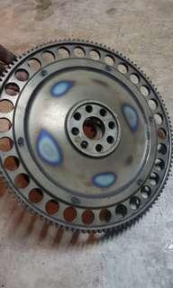 Toda super single racing clutch k20 take out from dc5