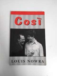 Cosi – Louis Nowra (HSC Standard English)