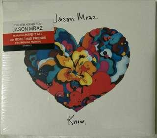 [Music Empire] Jason Mraz - Know CD Album