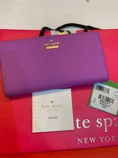 Authentic Kate Spade wallet purse