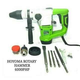 HOYOMA ROTARY HAMMER