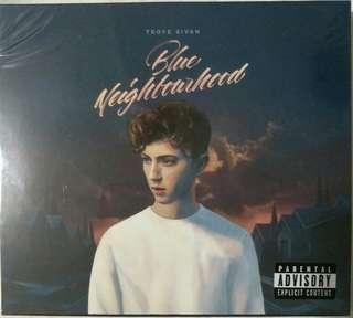 [Music Empire] Troye Sivan - Blue Neighborhood CD Album