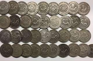 China Szechuan Dragon dollar coin (for sharing)