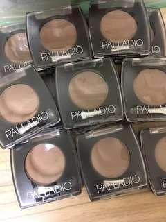 PALLADIO 經典浪漫定型眉粉 淺咖啡色 PBP03